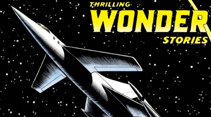 Thrilling Wonder Stories..London Edition