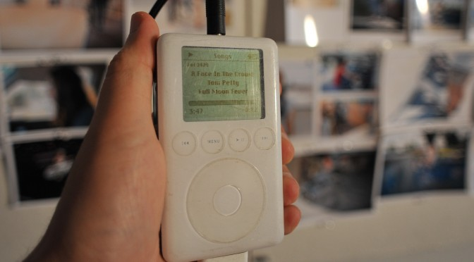 The iPod Time Capsule – Notes on Listening + Time + Design of Things That Make Sound